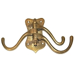 VAN2737AB Antique brass swing hook