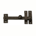COA-50-100 Garden Gate Drop Bar with Knob