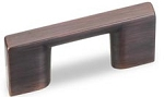 635-32DBAC Dark Brushed antique copper contemporary cabinet pull